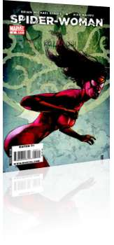 Marvel Comics: Spider-Woman - Issue # 2 Cover