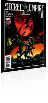Marvel Comics: Secret Empire: United - Issue # 1 Cover