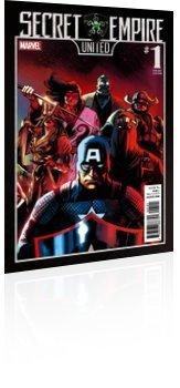 Marvel Comics: Secret Empire: United - Issue # 1 Page 1