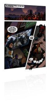 Marvel Comics: Secret Empire: United - Issue # 1 Page 3