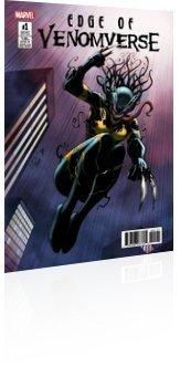 Marvel Comics: Edge of Venomverse - Issue # 1 Page 1