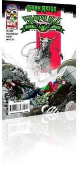 Marvel Comics: Skrull Kill Krew - Issue # 5 Cover