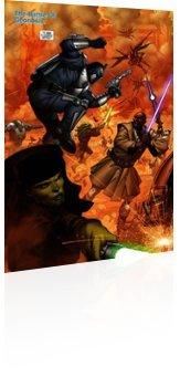Marvel Comics: Star Wars: Jedi of the Republic - Mace Windu - Issue # 1 Page 2