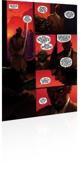 Marvel Comics: Star Wars: Jedi of the Republic - Mace Windu - Issue # 1 Page 7