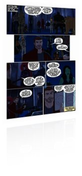 Marvel Comics: Marvel Universe: Guardians of the Galaxy - Issue # 22 Page 3
