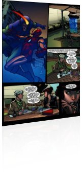 Marvel Comics: Invincible Iron Man - Issue # 11 Page 2