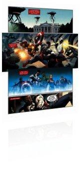 Marvel Comics: Generations: Sam Wilson Captain America & Steve Rogers Captain America - Issue # 1 Page 2