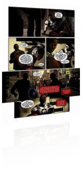 Marvel Comics: Generations: Sam Wilson Captain America & Steve Rogers Captain America - Issue # 1 Page 3
