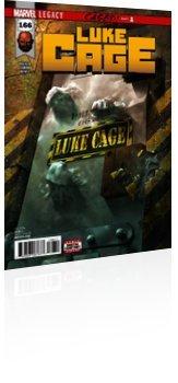 Marvel Comics: Luke Cage - Issue # 166 Cover