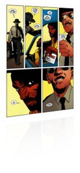 Marvel Comics: Luke Cage - Issue # 166 Page 3