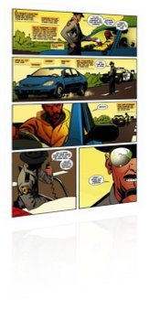 Marvel Comics: Luke Cage - Issue # 166 Page 4
