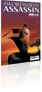 BOOM! Studios: Swordsmith Assassin - Issue # 3 Cover A