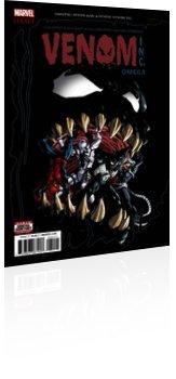 Marvel Comics: Amazing Spider-Man / Venom: Venom Inc. - Omega - Issue # 1 Cover