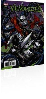 Marvel Comics: Venomized - Issue # 4 Page 1