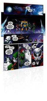 Marvel Comics: Venomized - Issue # 4 Page 3