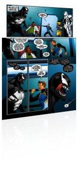 Marvel Comics: Venomized - Issue # 4 Page 6