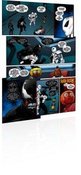 Marvel Comics: Venomized - Issue # 4 Page 7