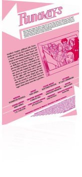 Marvel Comics: Runaways - Issue # 10 Page 1