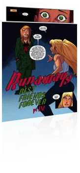 Marvel Comics: Runaways - Issue # 10 Page 6