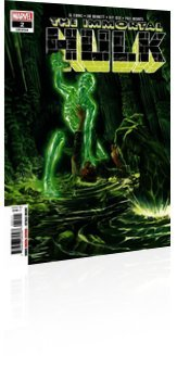 Marvel Comics: The Immortal Hulk  - Issue # 2 Cover