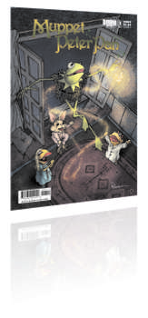 BOOM! Studios: Muppet Peter Pan - Issue # 1 Cover A