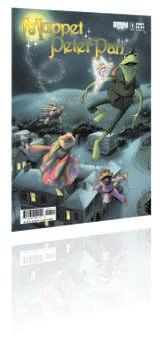 BOOM! Studios: Muppet Peter Pan - Issue # 1 Cover B