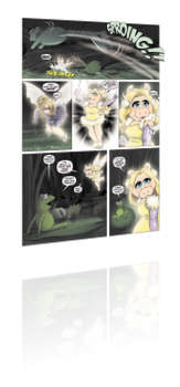 BOOM! Studios: Muppet Peter Pan - Issue # 1 Page 4