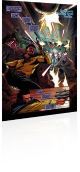 Marvel Comics: Star Wars: Lando - Double or Nothing - Issue # 5 Page 2
