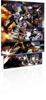 Marvel Comics: Star Wars: Lando - Double or Nothing - Issue # 5 Page 3