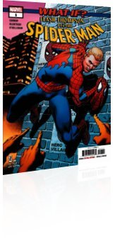 Marvel Comics: What If?: Spider-Man - Issue # 1 Cover