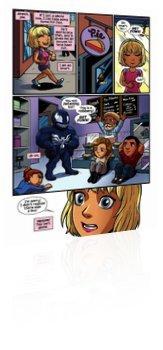 Marvel Comics: Marvel Super Hero Adventures: Captain Marvel - Mealtime Mayhem - Issue # 1 Page 3