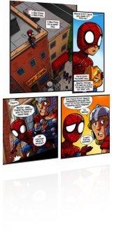 Marvel Comics: Marvel Super Hero Adventures: Captain Marvel - Mealtime Mayhem - Issue # 1 Page 6