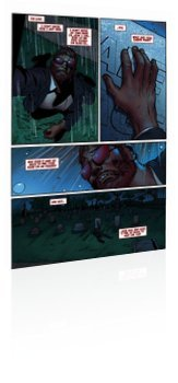 Marvel Comics: Marvel Knights - Issue # 1 Page 2