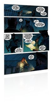 Marvel Comics: Marvel Knights - Issue # 1 Page 4