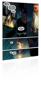 Marvel Comics: Marvel Knights - Issue # 1 Page 5
