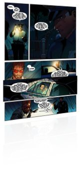 Marvel Comics: Marvel Knights - Issue # 1 Page 6