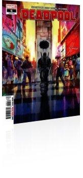 Marvel Comics: Deadpool - Issue # 6 Cover
