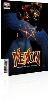 Marvel Comics: Venom - Issue # 8 Cover