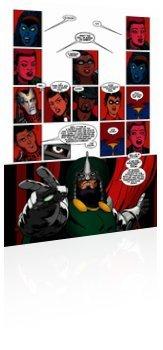 Marvel Comics:  -   Page 2