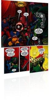 Marvel Comics:  -   Page 3