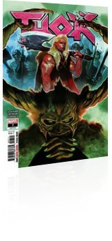 Marvel Comics: Thor - Issue # 7 Cover