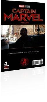 Marvel Comics: Marvel's Captain Marvel: Prelude - Issue # 1 Cover