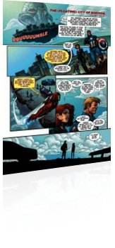Marvel Comics: Marvel's Captain Marvel: Prelude - Issue # 1 Page 1