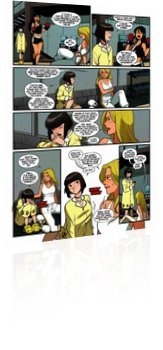 Marvel Comics: Unstoppable Wasp - Issue # 2 Page 6