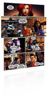 Marvel Comics: Uncanny X-Men - Issue # 1 Page 10