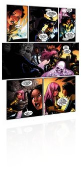 Marvel Comics: Uncanny X-Men - Issue # 1 Page 12