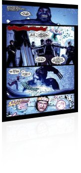 Marvel Comics: Weapon H - Issue # 10 Page 1