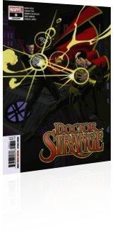 Marvel Comics: Doctor Strange - Issue # 8 Cover