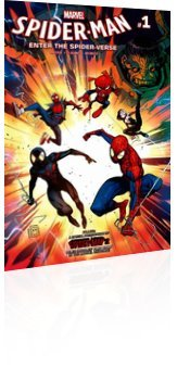 Marvel Comics: Spider-Man: Enter the Spider-Verse - Issue # 1 Cover
