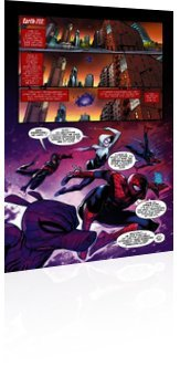 Marvel Comics: Spider-Man: Enter the Spider-Verse - Issue # 1 Page 1